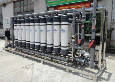 sistema da membrana do ultrafiltration